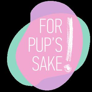 For Pup's Sake!